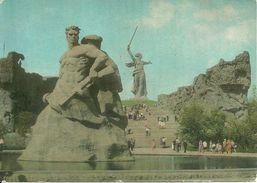 Volvograd - Stalingrado (Russia, URSS, CCCP) Monumento - Russie