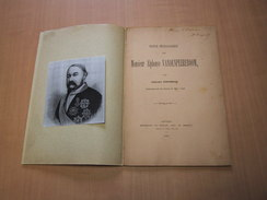 Ieper - Ypres / Notice Nécrologique Sur Monsieur Alphonse Vandenpeereboom - Bücher, Zeitschriften, Comics
