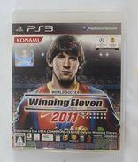 PS3 Japanese : Winning Eleven 2010 BLJM-60271 ( VT031-J1 ) - Sony PlayStation