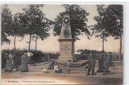 VENDOME - Monument Des Combattants 1870 - Très Bon état - Vendome