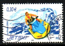 FRANCE. N° 3698 De 2004 Oblitéré. Jet-ski. - Jet Ski