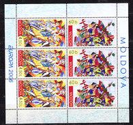 Europa Cept 2006 Moldova Booklet Pane ** Mnh (36832A) - Europa-CEPT