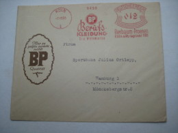Firmen Freistempel , Meterstempel Auf Beleg Aus   Köln  1933 - Deutschland