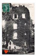 38484-ZE-78-CHATEAUFORT-Château De La Geneste-La Tour-----------animée-pêcheur à La Ligne - Andere Gemeenten