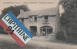CPA LES ROSAIRES COTES D ARMOR GALERIES PARISIENNES GARAGE DES ROSAIRES - Plérin / Saint-Laurent-de-la-Mer