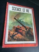 Science Et Vie Juillet   1944 Aviation Militaria ACHAT IMMEDIAT - Livres, BD, Revues
