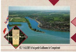 SAINT VALÉRY SUR SOMME - PORT D'OÙ PARTIT GUILLAUME LE CONQUERANT - Saint Valery Sur Somme