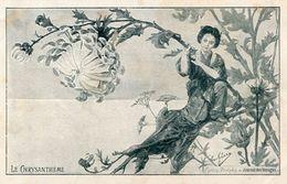 CHRYSANTHEME - Flowers
