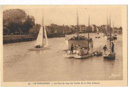 Le Pouliguen - Le Port De Tous Les Yatchs De La Côte D'Amour - Le Pouliguen