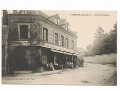 JUMIEGES - Hôtel De L'Abbaye - Jumieges