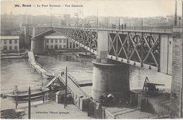 Brest - Le Pont National - Vue Générale - Brest