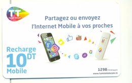 PC Tunisie Telecom 10 DT - Tunisia