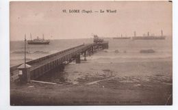 LOME (TOGO) - LE WHARF - Togo