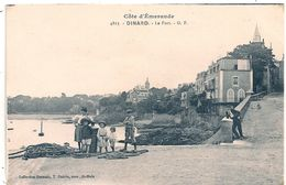 Cpa 35  Dinard Le Port - Dinard