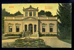 Lipik - Marmorbader / Postcard Circulated, 2 Scans - Croatie