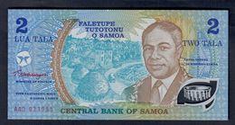 Samoa 2 Tala 1990  Unc Fds  Lotto 037 - Samoa