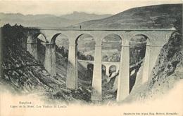 CPA Ligne De La Mure-Les Viaducs De Loulla       L2360 - Non Classés