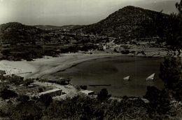 IBIZA (BALEARES) SANTA EULALIA DEL RIO. PLAYA CALALLONGA - Ibiza