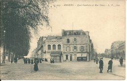 Angers Quai Gambetta - Angers