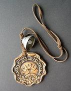 1985 Lithuania Kaunas School Ceramic Medal - Other