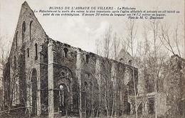 Ruines De L'abbaye De Villers - Le Refectoire - Villers-le-Bouillet