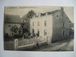 BOVENISTIER (Waremme) Maison Mousset-Ponteux - Borgworm