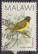 Malawi, 1994 - 10k Starred Robin - Nr.533A Usato° - Malawi (1964-...)