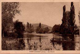 Le Gourd -Port-Lesney - 1941 - Autres Communes