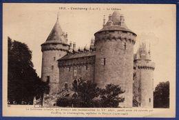 35 COMBOURG Le Château - Combourg