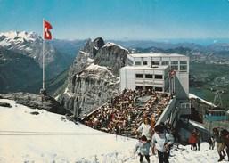TITLIS   BERGSTATION   ENGELBERG    LUFTSEILBAHN - OW Obwalden