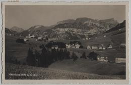 Oberiberg - Generalansicht - SZ Schwyz