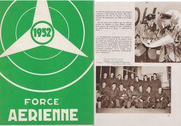 Force Aerienne 1952    (avions) - Avión