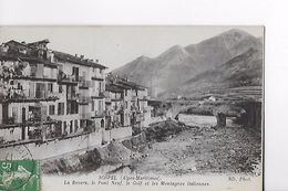 06 / SOSPEL / LA BEVERA / LE PONT NEUF / LE GOLF ET LES MONTAGNES ITALIENNES - Sospel