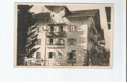 CHAMPERY CARTE PHOTO HOTEL SUISSE 11988     1926 - VS Valais
