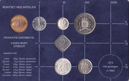 Netherland Antilles 6 Coins Set 1983 - Netherland Antilles