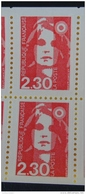 France 2629a 2629 Neuf Luxe ** Paire Verticale - Unused Stamps