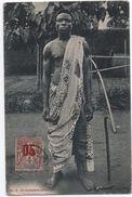 UN HAMACAIRE DAHOMEEN - DAHOMEY - Dahomey