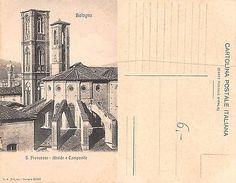 Bologna - S. Francesco - Abside E Campanile (S-L XX498) - Bologna