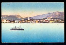Split / Purger &Co. Nr. 13413 / Postcard Circulated, 2 Scans - Croazia