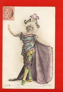 Artiste - Danse - Cliché Walery - Papier Guilleminot - Série N°629 - Th 33 - Danse