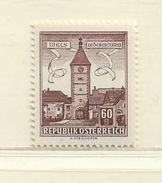 AUTRICHE  ( MD - 406 ) 1962  N° YVERT ET TELLIER  N°  952A   N** - 1945-.... 2ème République