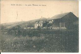 Faye La Gare Coteaux Du Layon - France