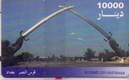 TARJETA TELEFONICA NUEVA DE IRAK. (841) - Iraq