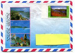 Nouvelle Calédonie - Lettre Avec Cad KOUAOUA - R 4548 - Andere