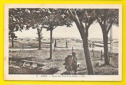 ARES Rare Place Du Port Et La Jetée (LL) Gironde (33) - Arès