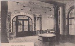 Vosges:  PLOMBIERES  Les  BAINS :  Hotel  Deschaseaux , Le  Hall - Plombieres Les Bains