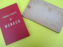 Catalogue/Timbres Poste De Monaco/Catalogue Spécialisé Des Timbres De Monaco/NOVO/ Yvert & Cie/ 1959         CAT222 - Monaco