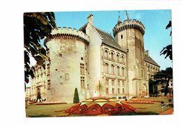 Cpm - 16 - Angouleme - Hôtel De Ville - Yvon - 1966 - Décor Floral Dessin Tortue - Angouleme