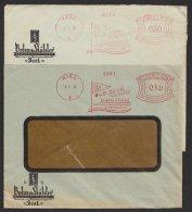 """""""Kiel"""", BuB- Diesel- Motoren, 2 Dek. Belege Aus 1931 - Briefe U. Dokumente"""