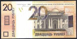 Belarus - 20 Rublëy 2016 - 39a(2) - Bielorussia